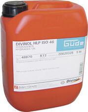 Güde Hochdruck - Hydrauliköl HLP 46 5 0 Liter 42004
