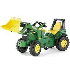 Rolly Toys John Deere 7930 con Front caricatrici aufsitztraktor Trettraktor