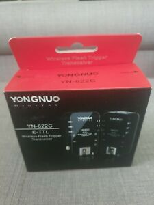 Yongnuo YN-622C Flash Trigger Two Transceiver Kit for Canon