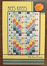Bees Knees Quilt Pattern