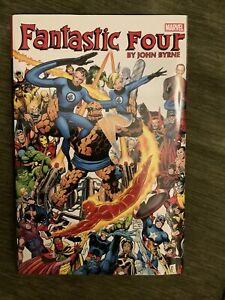 Marvel Comics Fantastic Four By John Byrne Omnibus Vol. 1 (new Printing)