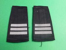 black Schoulder Strap CORPORAL of POLISH TANK FORCE - PANZER rank III army moro