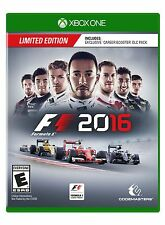 F1 2016 (Day 1 Edition) (Xbox One)