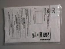 JVC LT-22DE72 Owner's Manual