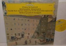 2530 322 Schubert String Quartets Melos Quartett Stuttgart