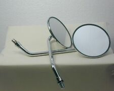 Yamaha TX500 - TX650 - TX750  - Pair of Early Chrome Mirrors QMPY1