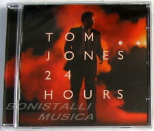 TOM JONES - 24 HOURS - CD Sigillato