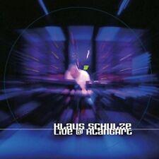 KLAUS SCHULZE - LIVE @ KLANGART  2 CD NEW+