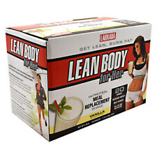 Labrada Nutrition LEAN BODY FOR HER Protein Meal Replacement 20 Packets VANILLA