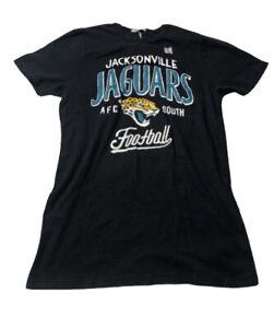 Jacksonville Jaguars NFL Men's Team Logo Tee Black (Size: M) New!!