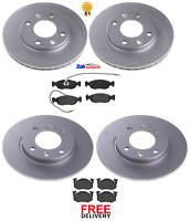 CITROEN SAXO 1.6 VTR + VTS FRONT & REAR BRAKE DISCS & PADS SET *NEW*