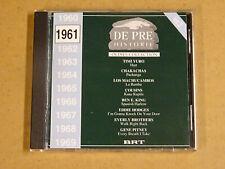 CD / DE PREHISTORIE OLDIES COLLECTION 1961 - VOLUME 2