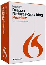3x Nuance Dragon Naturally Speaking Premium 13 véritable version complète | Bargain