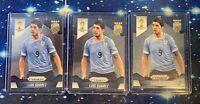 (3x) 2014 Panini Prizm World Cup * LUIS SUAREZ BASE CARDS #194 LOT