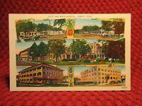 1940'S. SCOTT & WHITE HOSPITAL, TEMPLE, TEXAS. POSTCARD F10