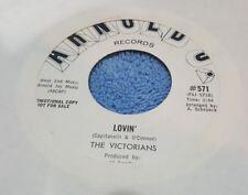Victorians, The – Move In A Little Closer / Lovin' ~ Promo ~ (VG++)
