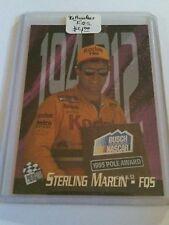1996 Press Pass F.Q.S. #FQS7A Sterling Marlin