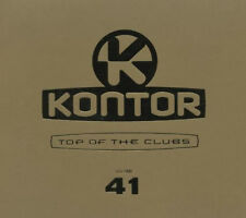 KONTOR = Top Of The Clubs 41 = Fragma/Pryda/Koletzki/Kruse..=3CD= groovesDELUXE!