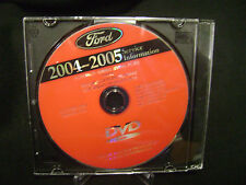 2004-2005 FORD LINCOLN SERVICE REPAIR MANUAL DVD F150 MUSTANG F250 F350 AND MORE