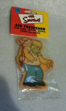 SIMPSONS COLLECTIBLE Air Freshener 2000 Sealed