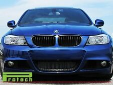 OEM Jet Black Front Grille Grill For BMW 2009-2011 E90 328i 335i LCI Sedan