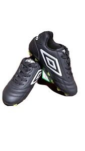 Umbro Kids' Finale Cleats – Size 12 Black New in Box