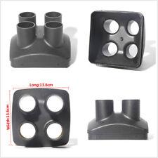 1 Pcs Plastic Car Trucks 4 Holes Outlet Vent Cover For Air Diesel Parking Heater