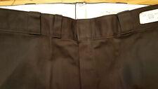 Dickies brown work pants size 40x28 new actual 39X27