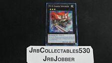 Yu-Gi-Oh! M-X-SABER INVOKER ORCS-EN099 SECRET X1 JOBBER