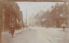 More details for high street, tunstall - old real photo postcard (ref 5779/19 g11)