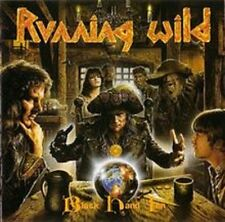 Running Wild - Black Hand Inn - New CD