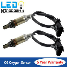 2xUpstream orDownstream O2 Oxygen Sensor For Buick Chevrolet  GMC Isuzu 234-4012
