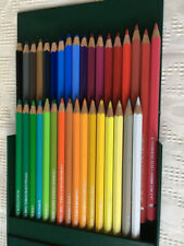 Faber- Castell 34 piece Albrect Durer water soluble coloured pencil set