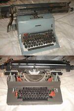 2 Macchine da scrivere antiche