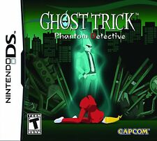 Ghost Trick: Phantom Detective (Nintendo DS, 2011)  NEW