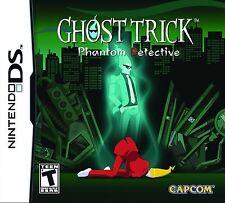 Ghost Trick: Phantom Detective (Nintendo DS, 2011)