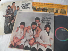 The BEATLES__BUTCHER ALBUM__3rd STATE LP__**EX**__SUPER NICE COVER w/ SLICK!!!
