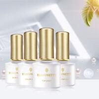 BORN PRETTY No-wipe Top Coat & Base Coat UV Gel Polish Soak Off Gel Nail UV/LED