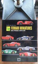 FERRARI MINIATURES 1/43 - SPORT - PROTOTYPES 250 GT ET GTO - D. ET J.-M. LASTU