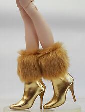 """Tonner 19"""" New Vinyl/Resin Evangeline Ghastly parnilla boots Shoes Dinner Dance"""