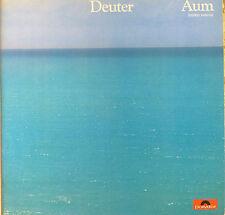 Deuter - Aum - LP - washed - cleaned - L2409