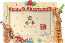 """Gund Thinking of You """"Happy Birthday"""" Picture Frame-NEW"""