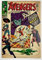 Avengers #26 - Iron Man Wasp 1 Thor Captain America Marvel Comics