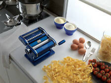 ❤ Marcato 2700 Atlas 150 Blue Wellness Pasta Machine MADE IN ITALY RRP $169 ❤