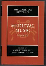The Cambridge History Of Medieval Music Volume 2 ISBN 1107179815