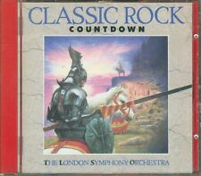 The London Symphony Orchestra - Classic Rock Countdown Cbs Red Tray Cd Excellent