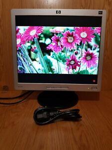 """HP 17"""" inch LCD Display, HP L1706 17-inch LCD Monitor TFT Active Matrix LCD"""