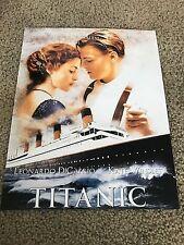 Leonardo DiCaprio Autographed 11x14 Photo Titanic Inception Wolf of Wall Street