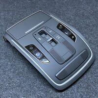 Original Audi A8 4H Innenleuchte Leseleuchte Schwarz Schiebedach 4H0947135G 6PS