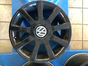 4X Dischi lega REPLICA VW 7.5x17 compatibile VW GOLF IV, V, VI